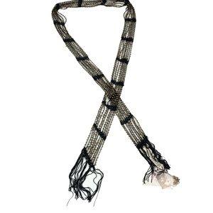 Chicos beaded belt